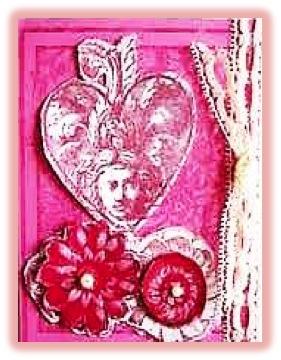 Valentine Card Making Workshop for Adults & Teens @ Meeting Room | San Rafael | California | United States