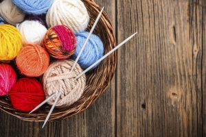 Knitting Class @ Pickleweed Library