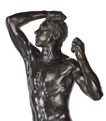 Art Talk: Rodin Centenary @ City Hall Council Chambers | San Rafael | California | United States