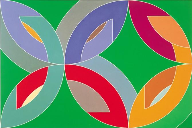 Art Talk: Frank Stella: A Retrospective @ City Hall Council Chambers   San Rafael   California   United States