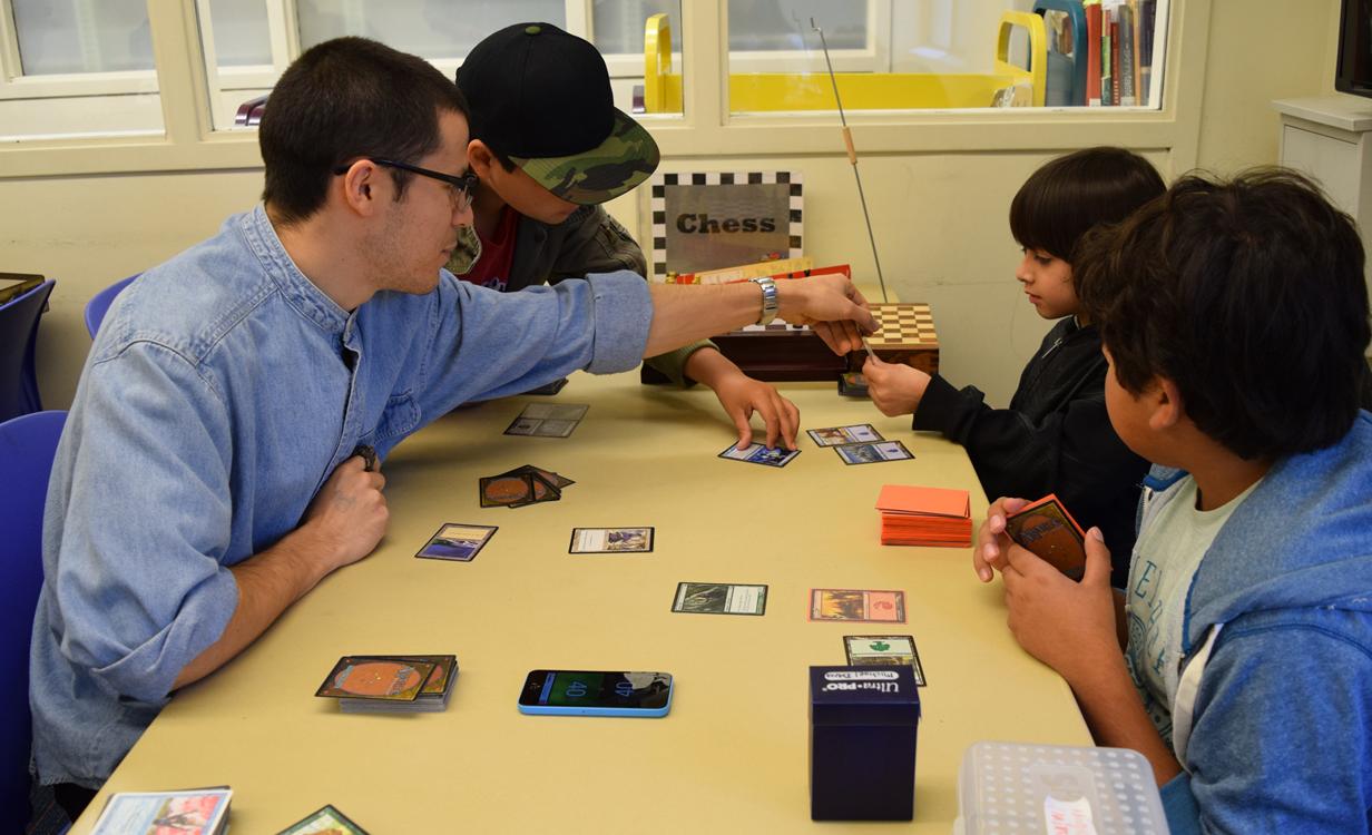 Games Day @ San Rafael Public Library | San Rafael | California | United States