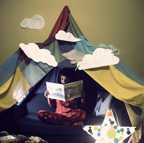 Family Blanket Fort Storytime @ San Rafael Public Library | San Rafael | California | United States