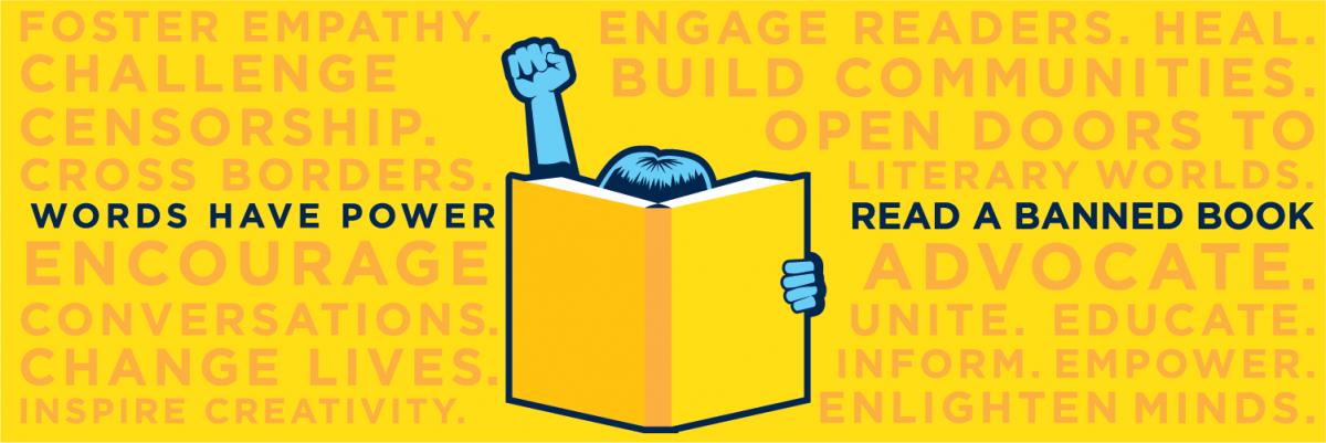 Banned Book Week @ San Rafael Public Library   San Rafael   California   United States