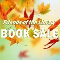 Thanksgiving Book Sale – Friends Books @ Friends Books | San Rafael | California | United States