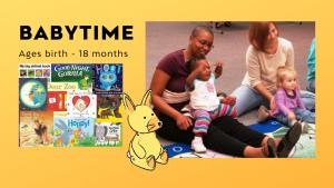 Baby Time @ San Rafael Public Library