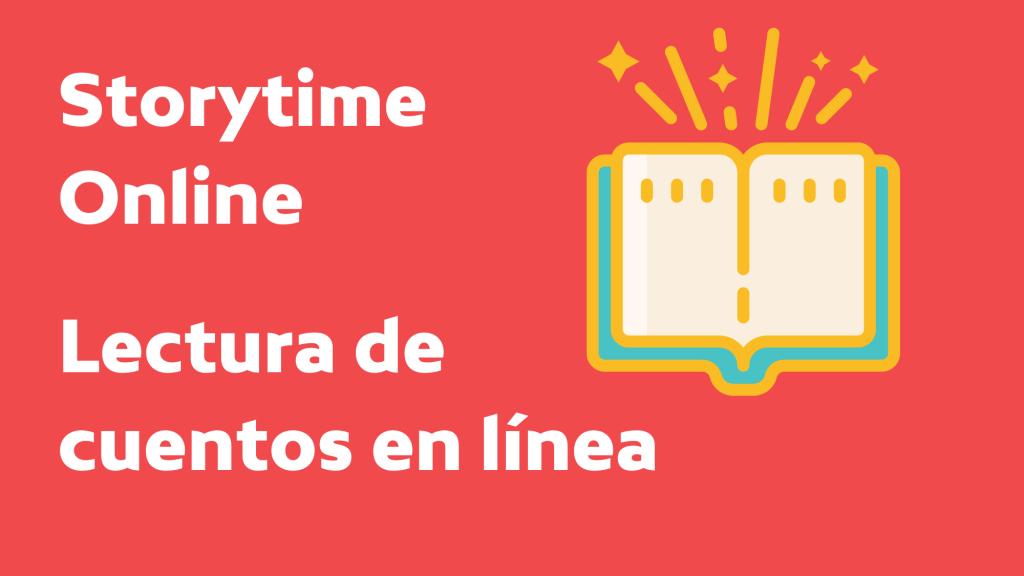 Online Storytime @ Online!