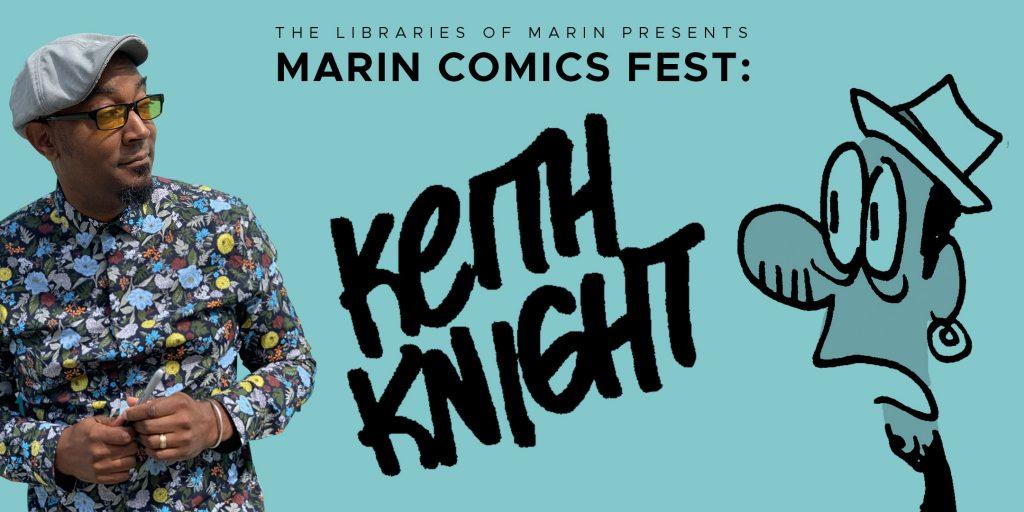 Marin Comics Fest: Keith Knight