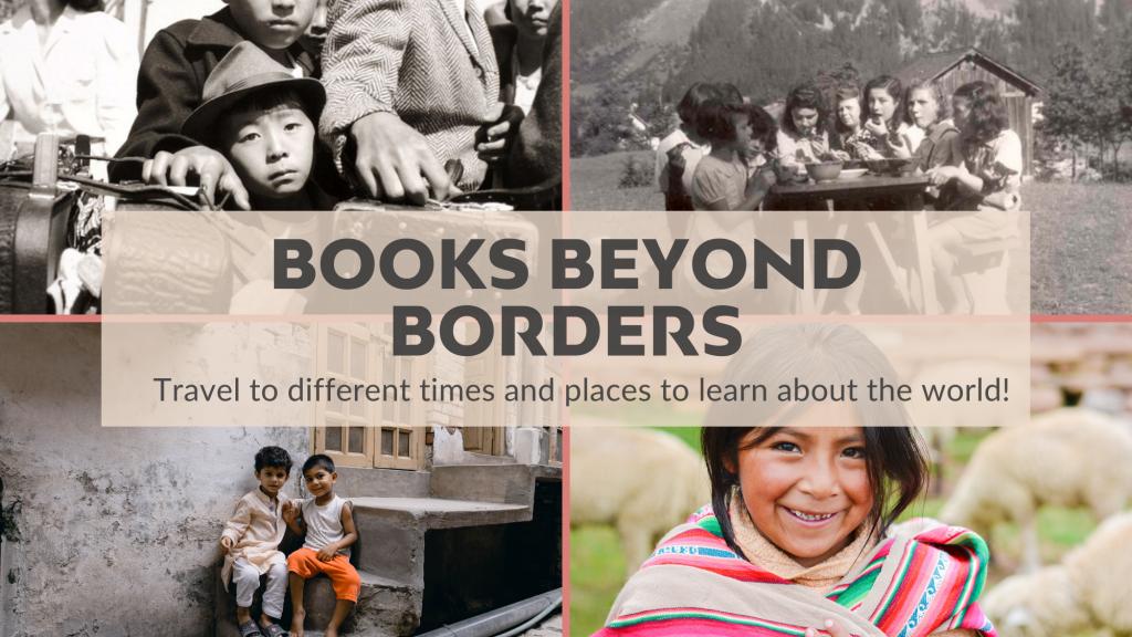 Books Beyond Borders @ Online via Zoom